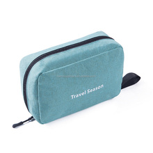 Portable Hanging Folding Travel Organizer Toiletry Bag Cosmetic Carry Case