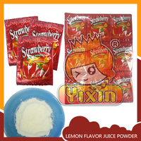 Strawberry Flavor Tang Juice Plus Powder