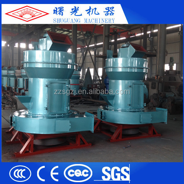 Low investment 60-325 mesh soft coal grinding mill