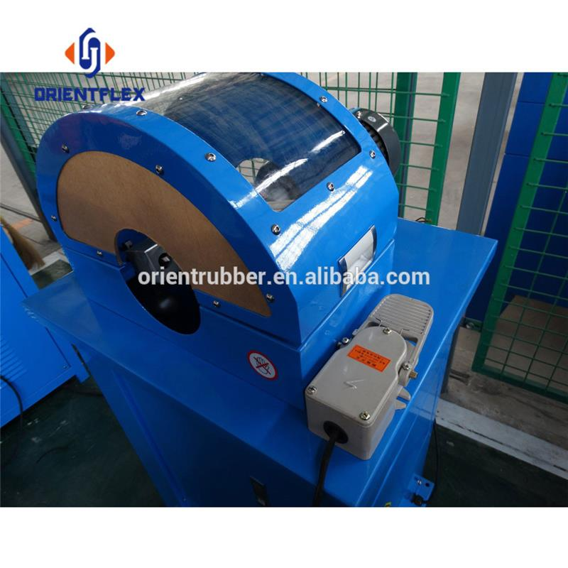 Best clean hydraulic Power Skiving Machine RT-65F factory sale