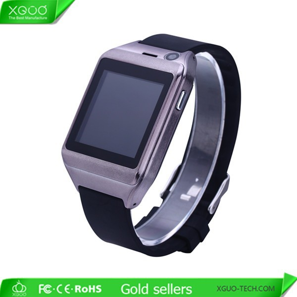 touch screen smart watch phone with camera