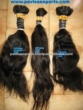 body wave 100% remy virgin Indian hair waft 10 ""