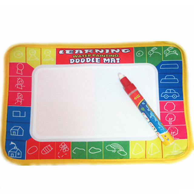 Hot Selling Children's Educational Learning Tools Drawing Mat for Kids