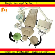 dental unit with chair
