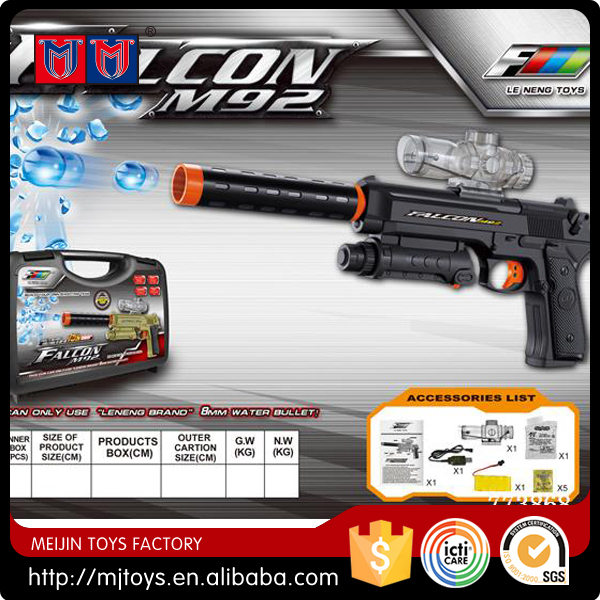 LE NENG electric water bullet gun on promotion