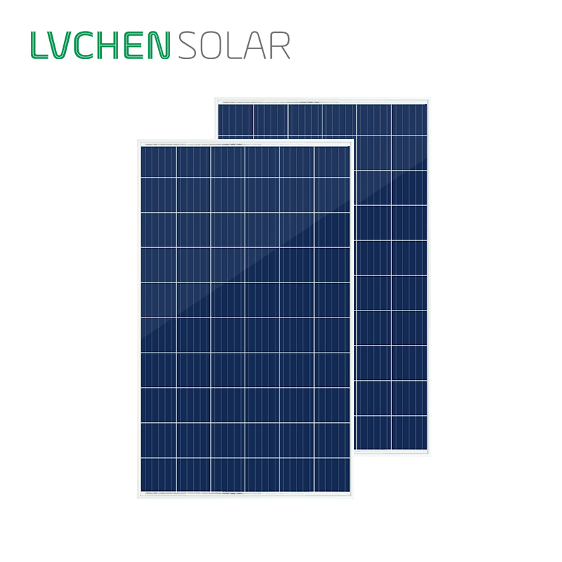 Lvchensolar high quality high efficiency solar panel <strong>Poly</strong> 250W 275W 280W with best price for solar system