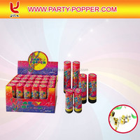 Party popper gun toy Spring Party Popper