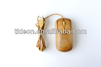 Bamboo mouse wired