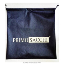 Black Nonwoven Dust Bag Covers For Handbags