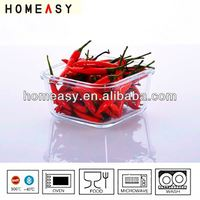 amazon hot sale heibei glass lock container