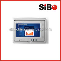 7 inch Industrial panel-mount controller unit with Android 4.0 OS and Capactive touch screen