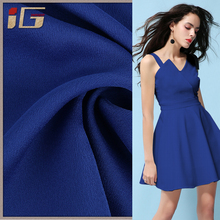 Good price of modern style elegant soft wholesale chiffon fabric for women cloth