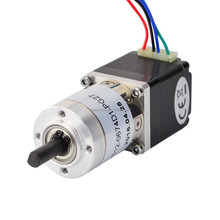 Nema 11 Stepper motor L=31mm w/ Rear Shaft & Screw <strong>Hole</strong> & Gear Ratio 27:1 Gearbox