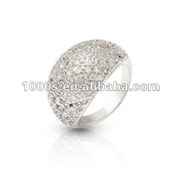 micro pave setting jewellery