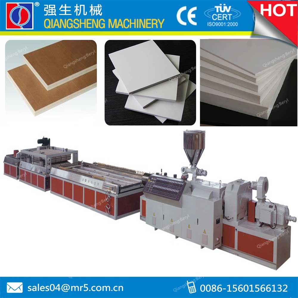 foam plate making machine/ extrusion line with competitive price