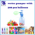 Water Balloon Portable Filling Station with 300pcs Ballons