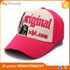 Fashion Wholesale Custom Baseball Caps/Hats with High Quality Embroidery
