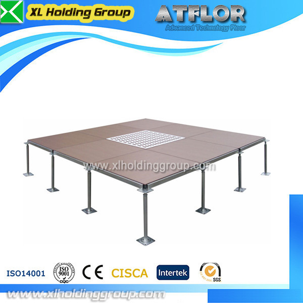 Steel Grating Raised access floor Tile For Cabling
