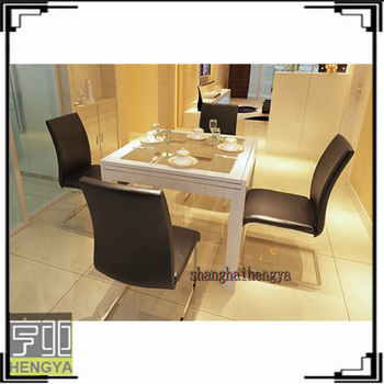Wooden Folding Expandable Glass Dining Tables Buy Wooden Folding Side Dinin