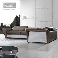 Baotian Furniture Modern Style Sofa Set For Livingroom fendi furniture