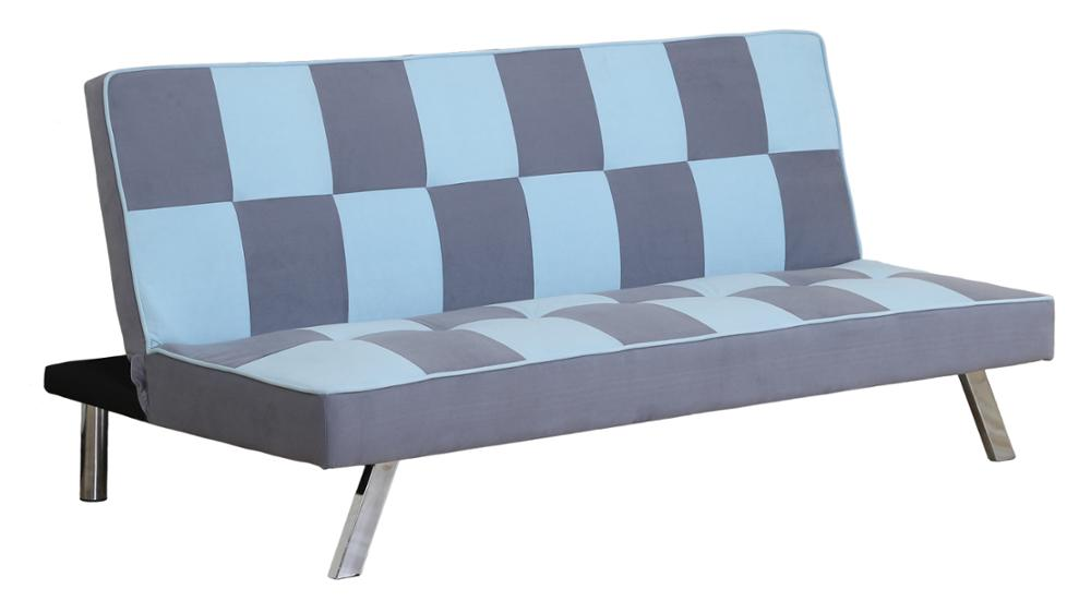 French Style Pure Lien Fabric Sofa Bed Made In China Lf