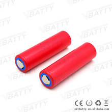 Original sanyo 18650 3500mah 3.7v li ion e cig battery rechargeable vaping Li-Ion lithium battery pack