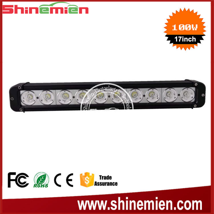 LED Introduces Premium SLIMLINE LED Light Bars,100 WATT SLIM LINE CR EE LED BAR