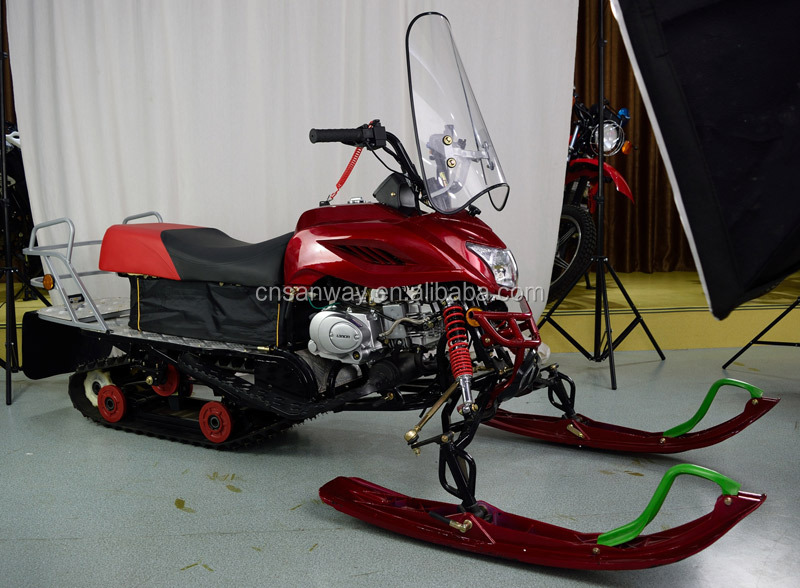 High Quality China125CC Snowmobile