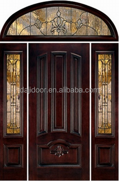 American Style Exterior Window And Door DJ-S8428MCASTHA