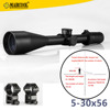 Marcool Rifle Scope, S.A.R 5-30x56 HD Tactical Hunting Equipment Riflescope