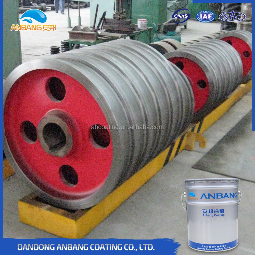ABW410 anti corrosive green environmental coating alkyd amino baking paint for metal