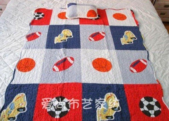 Colchas patchwork para ni os ropa de cama identificaci n - Hacer una colcha de patchwork ...