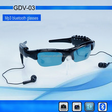 digital rechargable polarized pinhole eyeglasses with HD recorder glasses camera video and MP3 player (professional manufactuer)