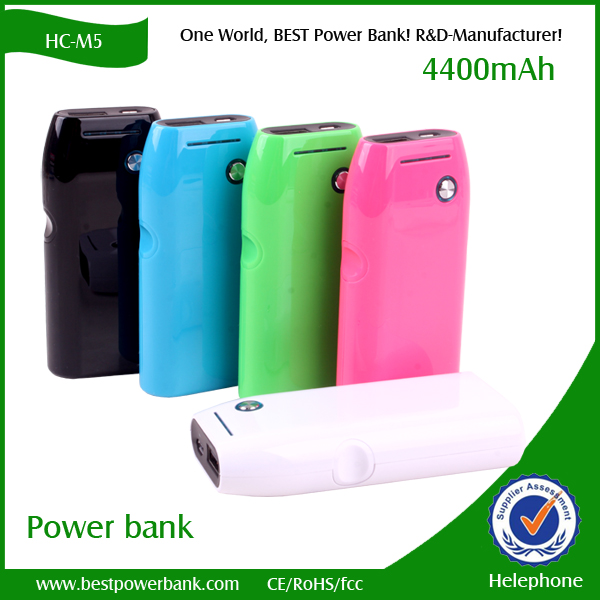 Manufacturer Power Bank 5600mAh USB universal External Portable Charger PowerBank