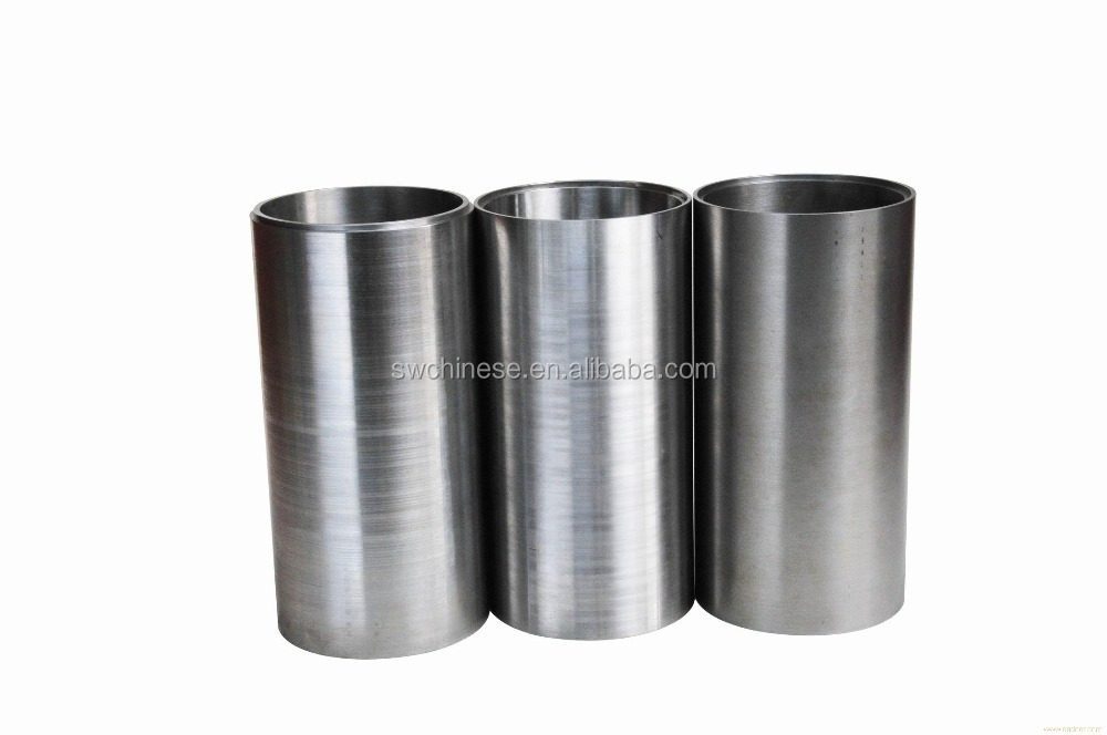 customized CNC machining steel CNC threaded sleeve
