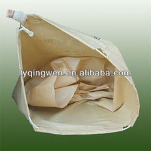 1 ton FIBC bag,35inch width,standard type PP container bag with UV treated any color choosen