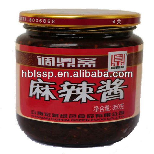 spicy pepper paste