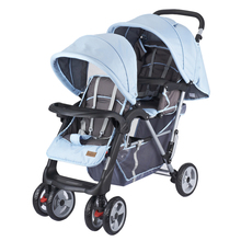 Good quality twin baby stroller