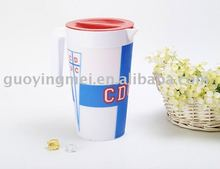 Plastic water Jug ,Juice pitchers with handle