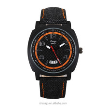 The classic new 2011 watches accurate calendar luxury man business wrist watch New Quartz Watch Own Logo