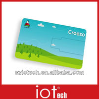Printable Flat Credit Card Promotional USB Flash Drive