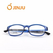 Popular colorful eyeglasses frames flexible for teenagers.