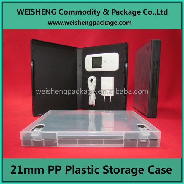 Display case without CD DVD Hub luxury USB storage case