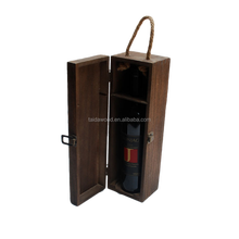 2016 Excellent Wood Gift Boxes For Wine Bottles