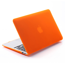 matte fashion hard case for macbook pro / air