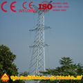 230KV power transmission Steel Tower