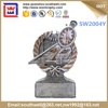 2015 hot selling new design swimming trophy and swimming trophy anniversary and resin swimming trophy for sale