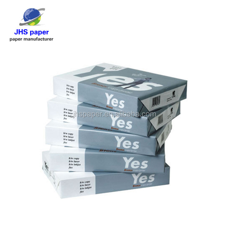 Copy Paper 70gsm/80gsm, 500 Sheets/Ream ,White/Colored Printing A4 Paper