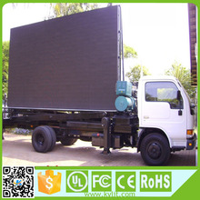 High brightness full color flexible mobile led screen