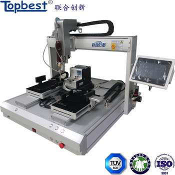 High speed robotic assembly screwdriver with auto screwfeeder